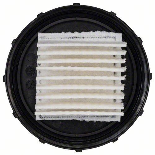 Staubbox-Filter, 150 x 120 mm, schwarze Ausführung