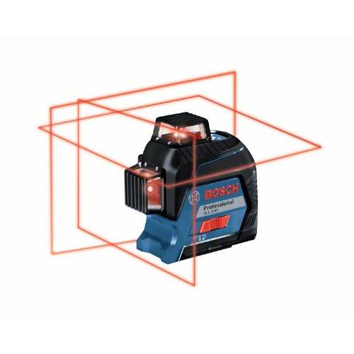 Linienlaser GLL 3-80, mit Handwerkerkoffer