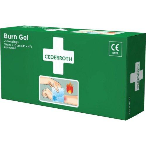 Cederroth Verbrennungsgel, 2 Stk./Box