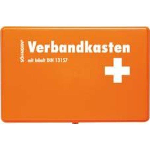 Söhngen Verbandkasten KIEL orangeDIN 13157