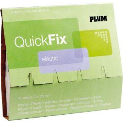 Plum Nachfüllpackung Quick FixElastic m.45 Pflastern