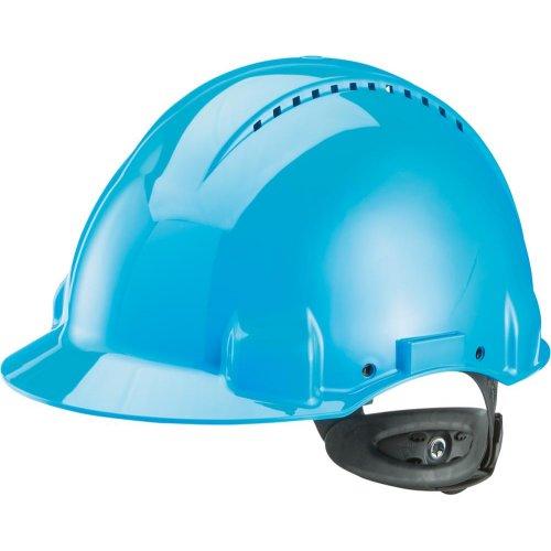 3M Peltor Schutzhelm G3000N,ABS, Ratschensystem, blau
