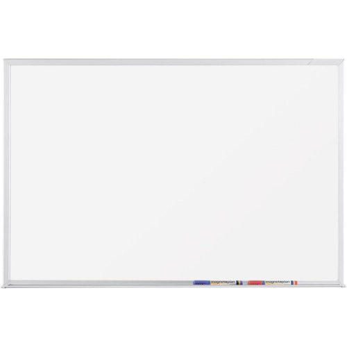 magnetoplan Whiteboard CC emailliert 600 x 450 mm