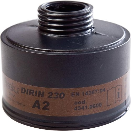 Sekur Gasfilter Dirin 230, A2