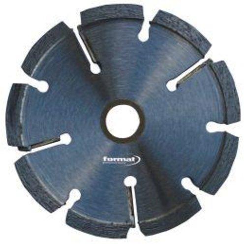 Format Mörtelräumer 125x22,23mm D 6,5 mm
