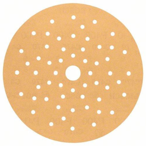 Schleifblatt C470, 150 mm, 400, Multilochung, Klett, 5er-Pack