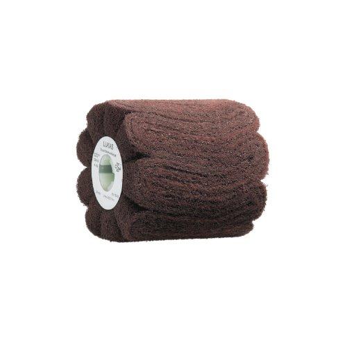 2 Stk | Sinus-Schleifwalze LWF universal 100x50 mm mit Bohrung 19 mm | Korund Korn 400 Artikelhauptbild