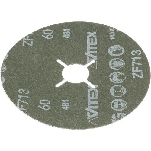 50 Stk | Fiberscheibe FIS universal Ø 115 mm Zirkonkorund Korn 36 Produktbild