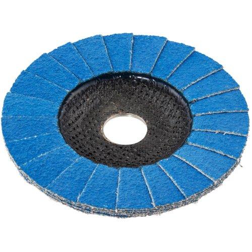 10 Stk | Fächerschleifscheibe V2 Power universal Ø 178 mm Zirkonkorund (mit schleifaktiver Deckbindung) Korn 60 | flach Produktbild