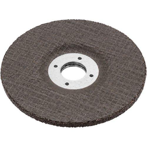 1 Stk | Schruppscheibe T27 für Edelstahl 125x6 mm gekröpft | für Winkelschleifer | A24X-BF Produktbild