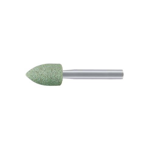 20 Stk | Schleifstift SP Spitzbogenform für Edelstahl 5x10 mm Schaft 3 mm | Korn 80 Artikelhauptbild