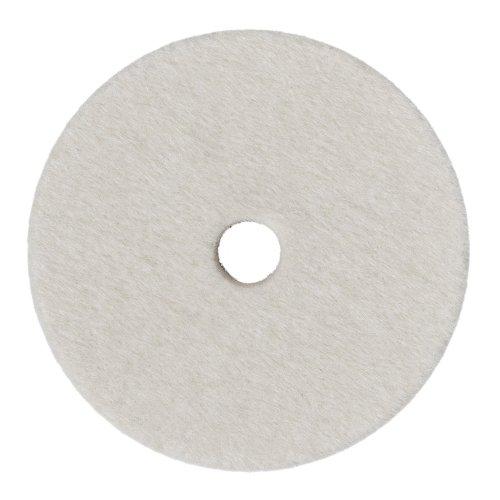 10 Stk   Polierscheibe P3S1 40x10 mm Bohrung 6 mm Filz für Polierpaste Artikelhauptbild