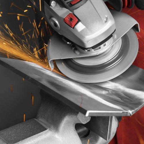 1 Stk | Fächerschleifscheibe SLTs-flex universal Ø 178 mm Zirkonkorund Korn 60 flach Schaltbild