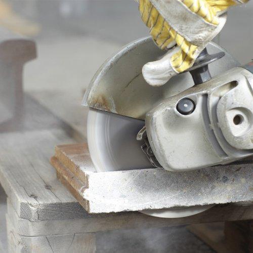 10 Stk | Schruppscheibe T27 für Stein 115x6 mm gekröpft | für Winkelschleifer | C24R-BF Schaltbild