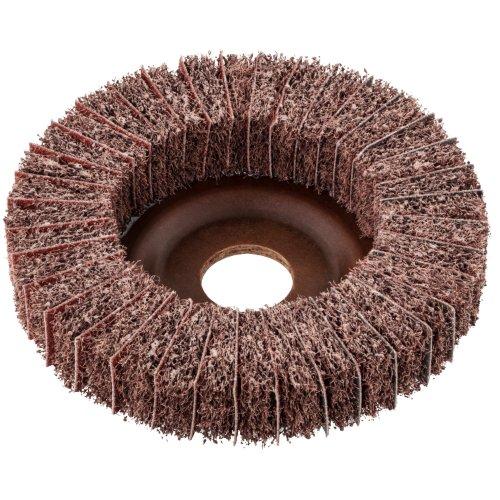 1 Stk | Fächerschleifscheibe SLTM universal Ø 115 mm Korund Korn 100/80 | flach Produktbild