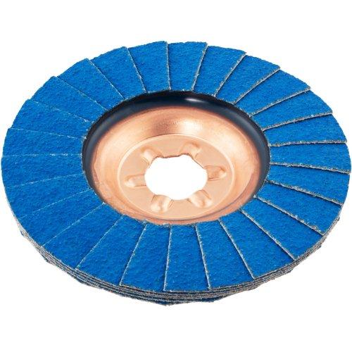 1 Stk | Fächerschleifscheibe SLTT universal Ø 125 mm Zirkonkorund (mit schleifaktiver Deckbindung) Korn 60 | flach Produktbild