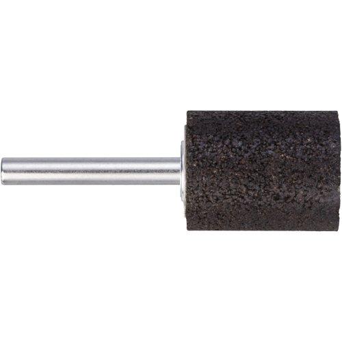 20 Stk | Schleifstift ZY Zylinderform für Werkzeugstähle 40x20 mm Schaft 8 mm | Korn 24 hart Artikelhauptbild