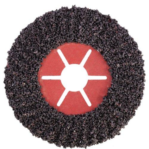 25 Stk | halbflex. Schruppscheibe SHF Ø 115 mm Siliciumcarbid Korn 36 | für Winkelschleifer Artikelhauptbild