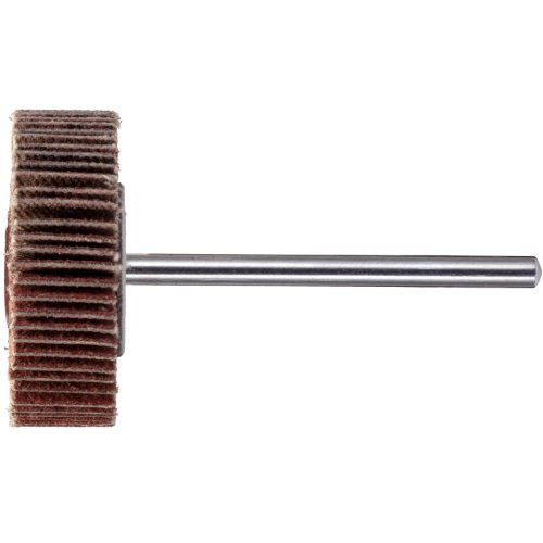 10 Stk | Fächerschleifer SFE universal 40x15 mm Schaft 6 mm Korund Korn 60 Artikelhauptbild