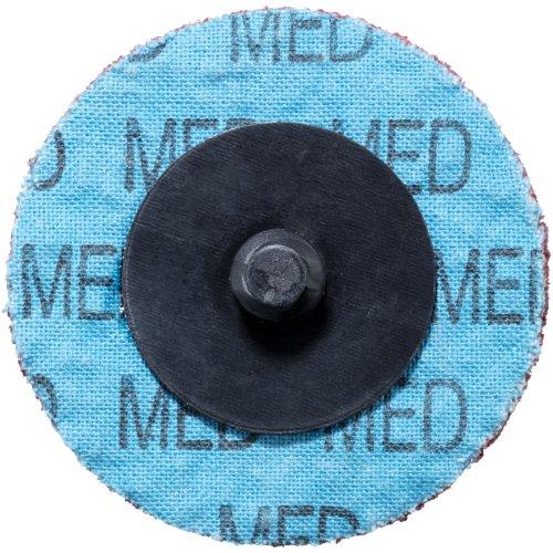 25 Stk | Schleifblätter PSR universal Ø 50 mm | Vlies Korund Korn 180 Produktbild