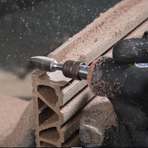 1 Stk | Fräser HFC Walzenrundform für Holz 12x25 mm Schaft 6 mm Schaltbild