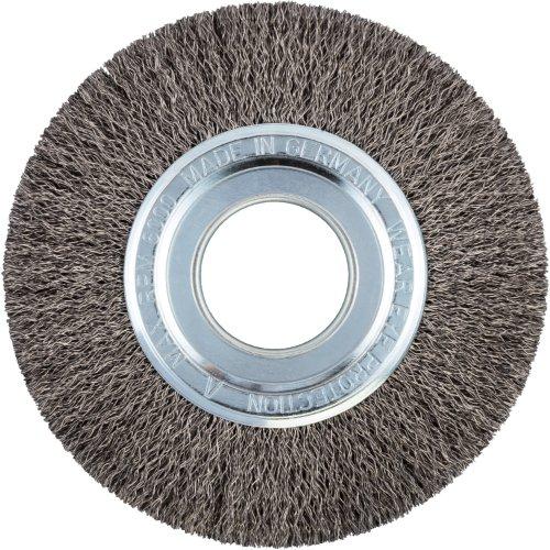 1 Stk | Rund-Drahtbürste BRSW universal 150x22 mm für Geradschleifer gewellt Artikelhauptbild