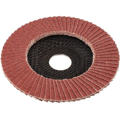 10 Stk | Fächerschleifscheibe SLTO universal Ø 115 mm Korund Korn 60 |gerade Produktbild