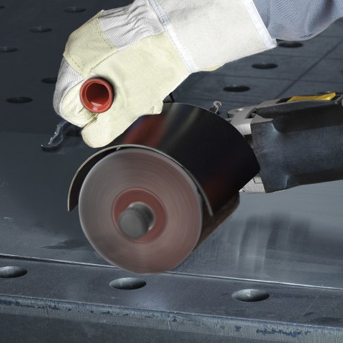 1 Stk | Lamellenwalze LWL universal 100x100 mm mit Bohrung 19 mm | Korund Korn 80 Schaltbild
