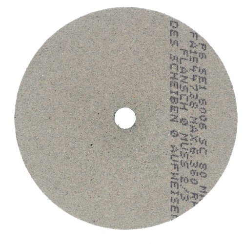 1 Stk | Polierscheibe P6SE1 universal Medium 150x20 mm Bohrung 25 mm Siliciumcarbid Korn 80 | mittel Artikelhauptbild