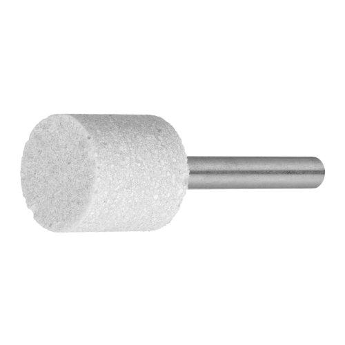 10 Stk | Polierstift P6ZY Zylinderform Fein 20x20 mm Schaft 6 mm Edelkorund Produktbild
