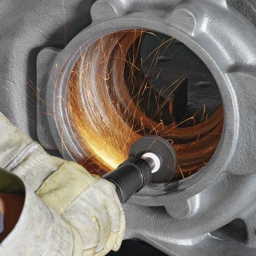 20 Stk | Schleifstift ZY Zylinderform für Stahl/Stahlguss 6x10 mm Schaft 3 mm | Korn 60 Schaltbild