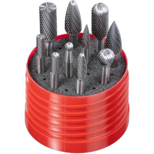 1 Stk   Fräser-Set F10 10-teilig Schaft 6 mm   Verz. 7 für Stahl Artikelhauptbild