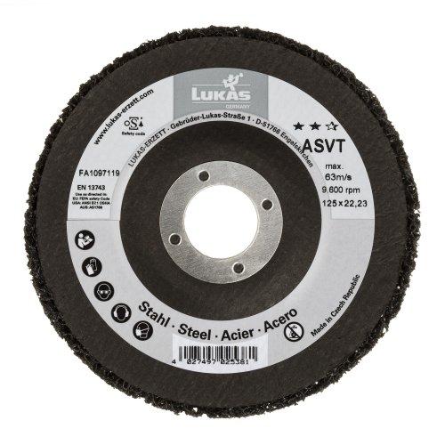 1 Stk | Reinigungsvlies ASVT universal Ø125 mm für Winkelschleifer Artikelhauptbild