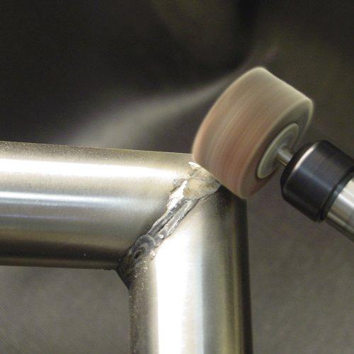 10 Stk | Fächerschleifer SFL universal 60x30 mm Schaft 6 mm Korund Korn 40 Schaltbild