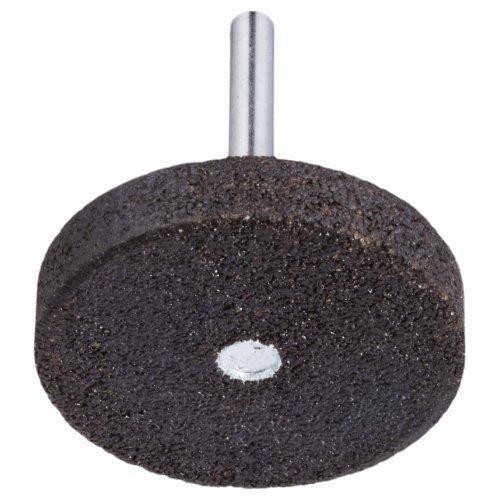 20 Stk | Schleifstift ZY2 Zylinderform für Werkzeugstähle 65x10 mm Schaft 8 mm | Korn 24 weich Produktbild
