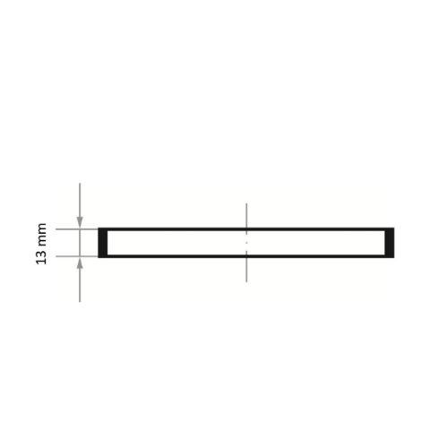 100 Stk | Langband SBLT 13x305 mm Korund Korn 60 Abb. Ähnlich