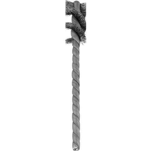 10 Stk | Rohrbürste RBSD universal 10x25 mm für Bohrmaschinen gewellt Produktbild