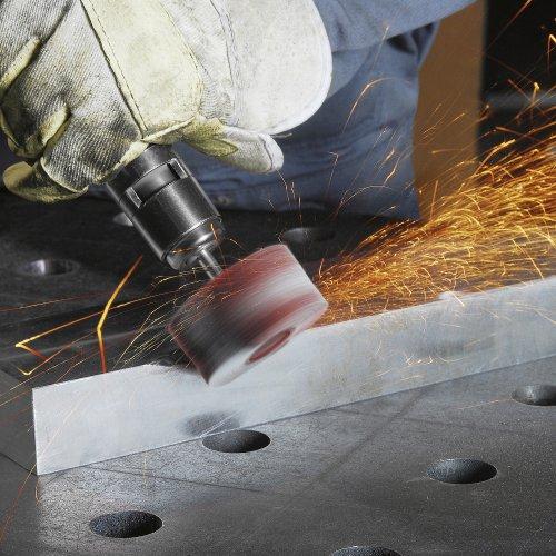 20 Stk | Fächerschleifer SFL universal 30x10 mm Schaft 6 mm Korund Korn 120 | Base-X Schaltbild