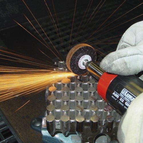1 Stk | Schleifstift-Set 36-teilig für Stahl/Stahlguss Schaft 3 mm Edelkorund Schaltbild