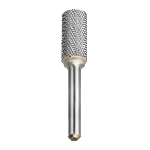 1 Stk | Fräser HFAS Zylinderform für gehärtete Stähle 12x25 mm Schaft 6 mm m. Stirnverzahnung Produktbild