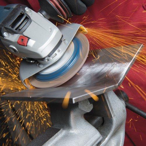 10 Stk | Fächerschleifscheibe SLTflex universal Ø 125 mm Spezial-Zirkonkorund Korn 60 | flach Schaltbild