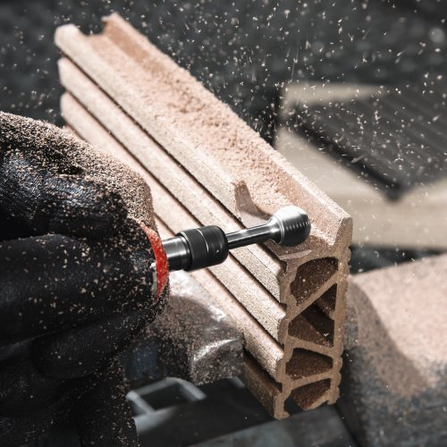 1 Stk   Fräser HFD Kugelform für Holz 12x10 mm Schaft 6 mm Schaltbild