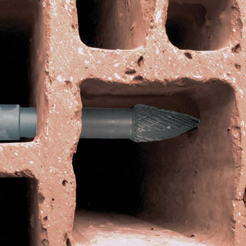 1 Stk | Spezial-Bohrer HZB für Gitterziegelsteine 8x20 mm Schaft 6 mm | Verz. 7 | GSL 185 mm Schaltbild