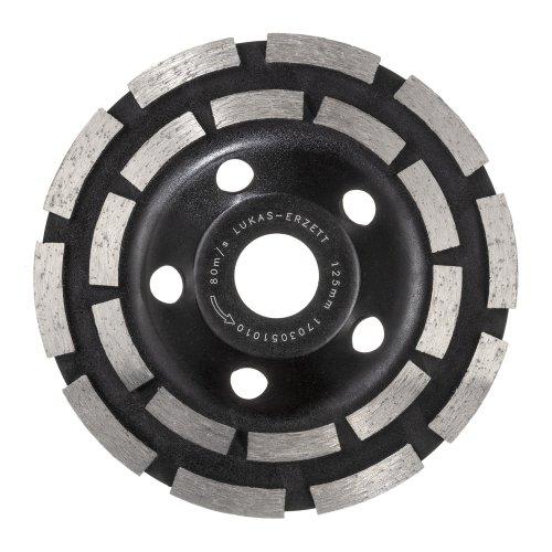1 Stk | Diamantschleiftopf DST S5 für Stein Ø 125 mm für Winkelschleifer Produktbild
