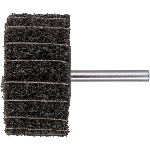 10 Stk | Fächerschleifer SFM für Edelstahl 40x20 mm Schaft 6 mm Siliciumcarbid Korn 100/80 Artikelhauptbild
