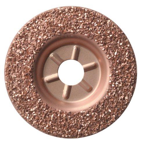 1 Stk | Hartmetall-Granulat-Teller HGWT Ø125 mm | gerade Artikelhauptbild