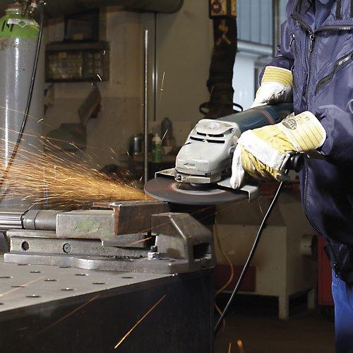50 Stk | Trennscheibe T41 für Stahl 115x1.6 mm gerade | für Winkelschleifer | A46X-BF Schaltbild
