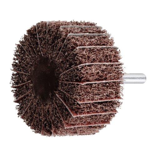 1 Stk | Fächerschleifer SFM universal 60x30 mm Schaft 6 mm Korund Korn 180/150 Produktbild