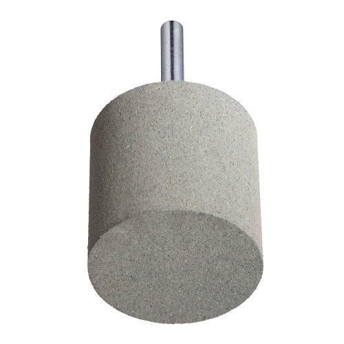 10 Stk | Polierstift P6ZY Zylinderform Medium 40x40 mm Schaft 6 mm Siliciumcarbid Produktbild