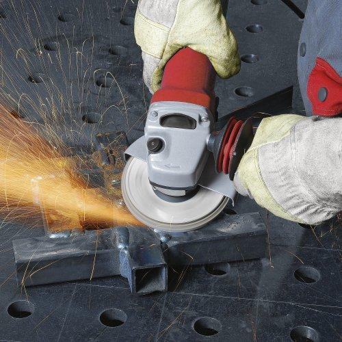 10 Stk | Fächerschleifscheibe V2 Power universal Ø 178 mm Zirkonkorund (mit schleifaktiver Deckbindung) Korn 60 | flach Schaltbild